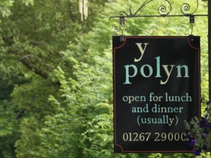 Y Polyn Restaurant Near Manal Self Catering Holiday Cottage