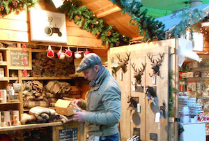 Bath Festive market Ridge-and-Furrow Christmas gifts